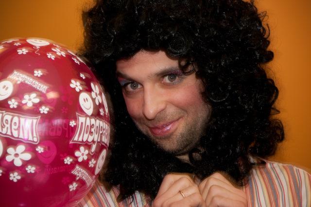 Michael le 8 mars comme une femme (No 1)
