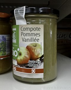 compote - Начало как по французски будет